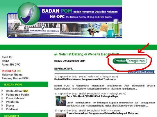 Melia Nature Terdaftar di Kementerian Perdagangan dan Produknya Terdaftar di BPOM 4
