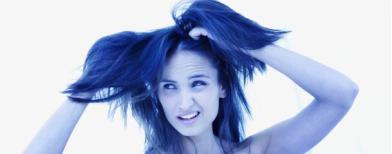 Melia Biyang dan Penyebab Timbulnya Rambut Putih 1