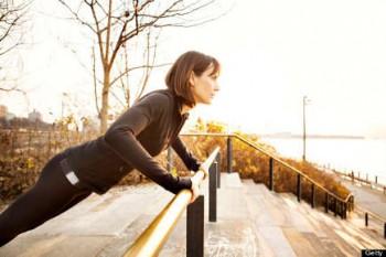 Olahraga di Waktu Luang Turunkan Resiko Tekanan Darah Tinggi