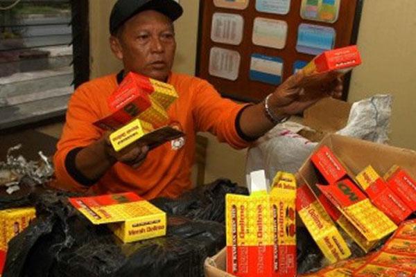 BPOM: Penjualan Obat-Obatan Ilegal di Daerah Marak