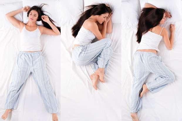 4 Tips Memilih Posisi Tidur yang Tepat