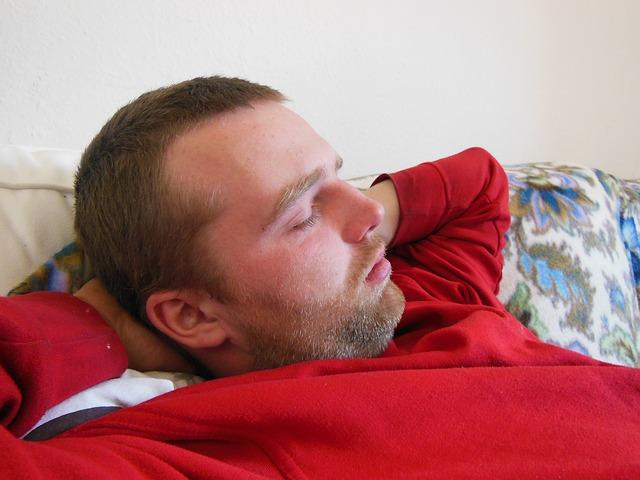 Tidur siang yang menyehatkan