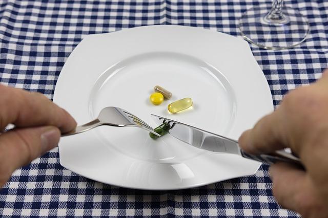 Suplemen yang cocok untuk diet