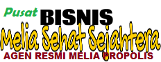 Pusat Bisnis Melia Sehat Sejahtera - Agen Resmi Melia Propolis - Logo Meliaindo.com