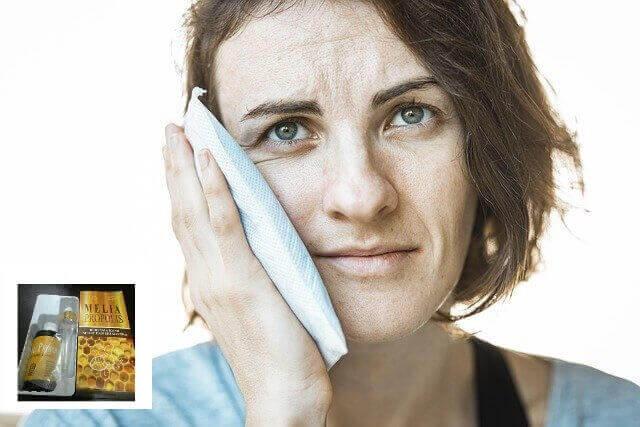 Melia Propolis untuk sakit gigi